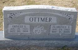Florence Ella <i>Camp</i> Ottmer