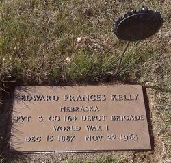 Edward Frances Kelly
