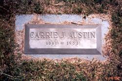 Carrie Carlton <i>Jones</i> Austin