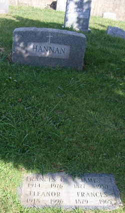 Frances HANNAN