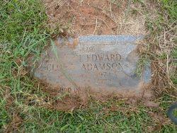 Joseph Edward Adamson