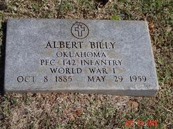 Albert Billy