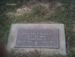 William F Coffee