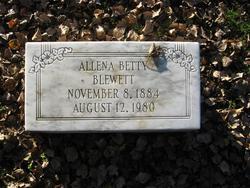 Allena Betty Blewett