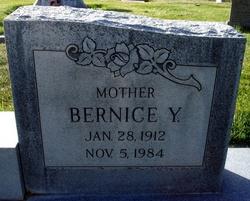 Bernice <i>Young</i> Berg