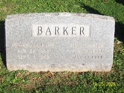 Alice <i>Carter</i> Barker