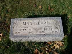 Belle <i>Aiken</i> Musselman