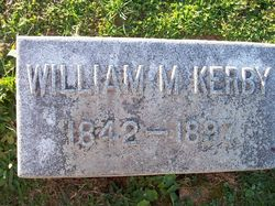 William Moss Kerby