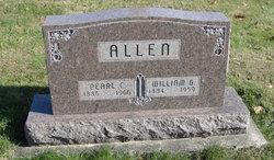 Pearl <i>Crane</i> Allen