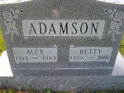 Betty Adamson