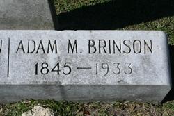 Pvt Adam M. Brinson