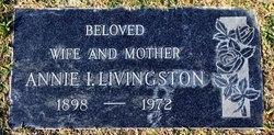Anna I. Annie <i>Wright</i> Livingston