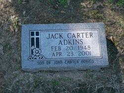 Jack Carter Adkins