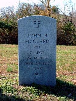 John R. McClard