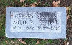 Addie F. Cherry
