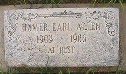 Homar Earl Allen