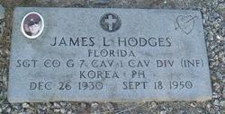 Sgt James L Hodges