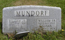 Sarah Susan <i>Finley</i> Mundorf