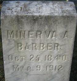 Minerva A. Barber