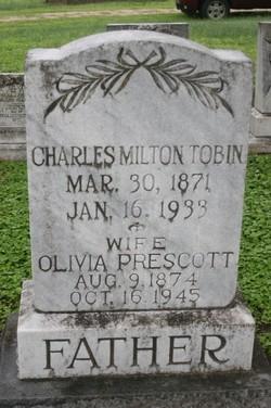 Olivia <i>Prescott</i> Tobin