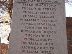 Benjamin Burr
