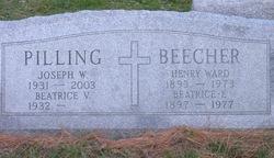 Beatrice Elizabeth Betty <i>Rambo</i> Beecher