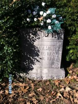Malissa A. <i>Vandiver</i> Monroe