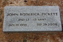 John Roderick Pickett