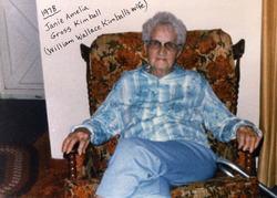 Janie A. <i>Gross</i> Kimball