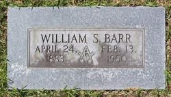 William Sherwood Barr