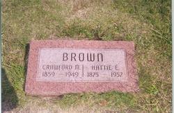 Hattie Eugenia <i>Mitchell</i> Brown