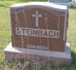 Anna Gertrude <i>Martin</i> Steinbach