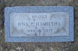 Ona Hamilton
