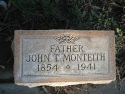 John Thompson Monteith
