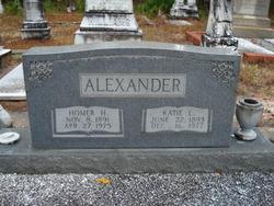 Katie <i>Lusk</i> Alexander