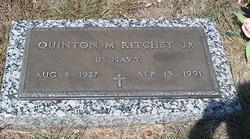 Quinton M. Ritchey, Jr