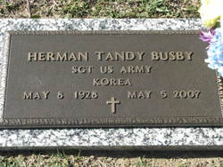 Herman Tandy Busby