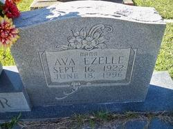 Ava Ezelle <i>Gamble</i> Carr