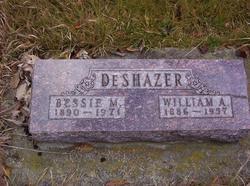 William Alfred DeShazer