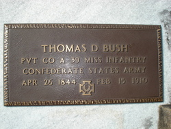 Thomas DeLoach Bush