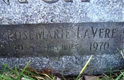 Rose Marie S. <i>LaVere</i> Monica