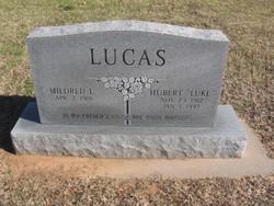 Hubert Ernest Luke Lucas