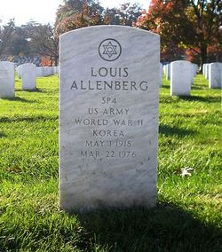 Louis Allenberg, Jr