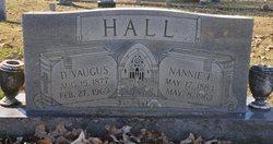 Nannie M. <i>Freeman</i> Hall