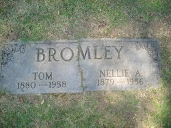 Nellie Arlena <i>Patterson</i> Bromley