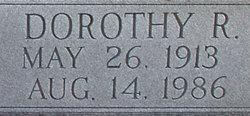 Dorothy R. Williams