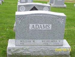 Wilhelmina V. Adams