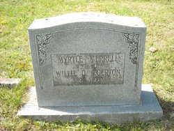 Myrtle <i>Merrell</i> Egerton