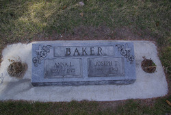 Anna L Baker