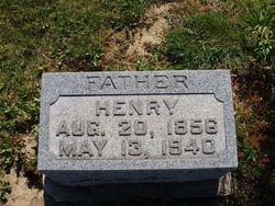Henry E Roahrig